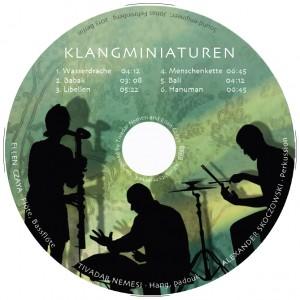Klangmini-CD 2013